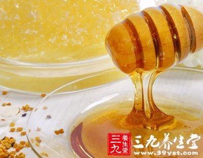 蜂蜜提高免疫力