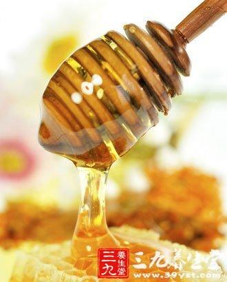 蜂蜜比蔗糖容易消化和吸收