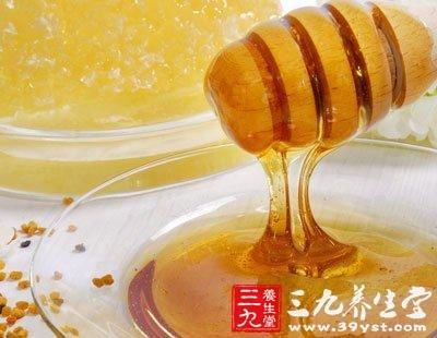 蜂蜜对肝脏有保护作用