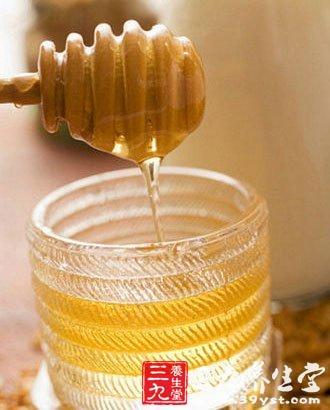 蜂蜜有安神益智改善睡眠之功效