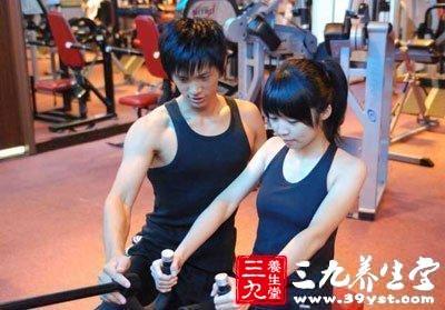 健身房必要的热身活动