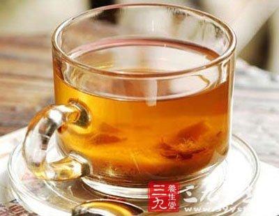 午后一杯蜂蜜水