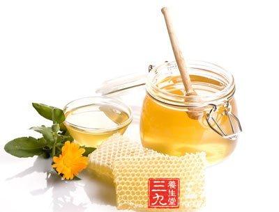 蜂蜜对肝脏的保护作用