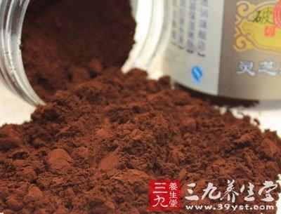 灵芝孢子粉的功效与作用 正确食用利养生