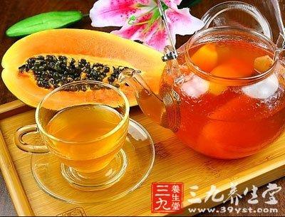 花梨红枣蜂蜜茶