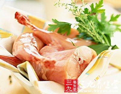 活揪兔子毛 食用兔肉时要注意什么
