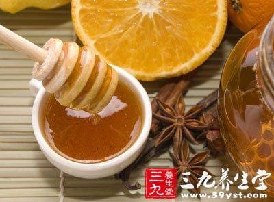蜂蜜不能和大蒜一起吃