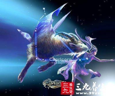 2014年十二星座运气查询之摩羯座摩羯座男QQ上特别能说图片