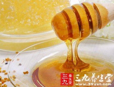 蜂蜜和韭菜不能一起吃