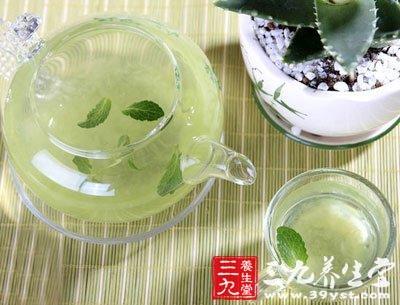 蜂蜜绿茶减肥法