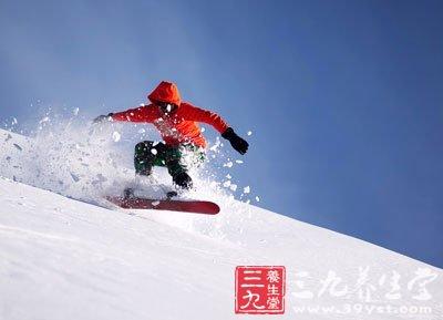 冬季滑雪常识