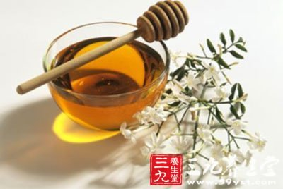 喝蜂蜜水可以益寿延年