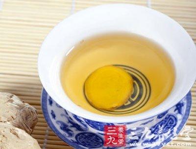 生姜红茶代替早餐