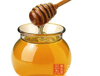 蜂蜜水尽量不要和致泻或寒凉食物同时用