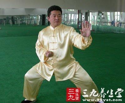 太极拳教程 内功的练习方法(2)