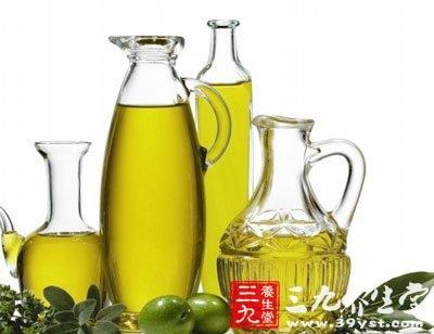 橄榄油含有包括维生素E
