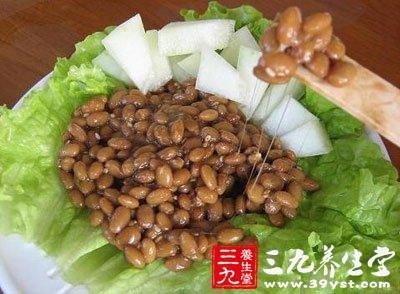 纳豆是日本餐桌上必备的食品之一