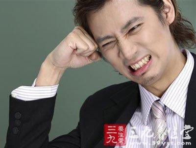 不良情绪可导致前列腺炎