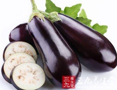 抗癌食物有茄子