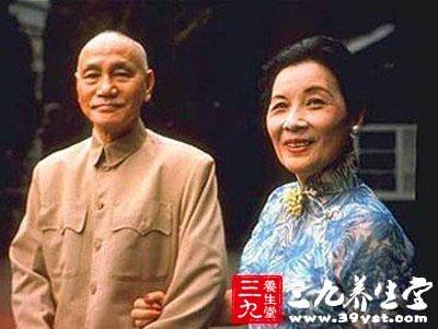 戒躁是蒋介石长寿的原因