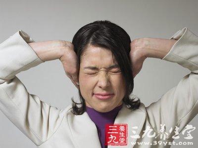 噪声导致耳鸣