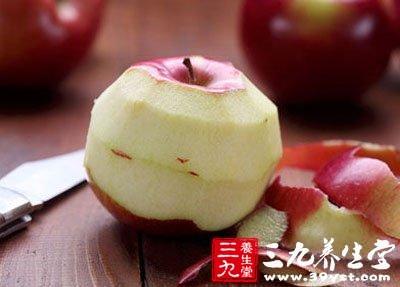 苹果皮有收敛作用