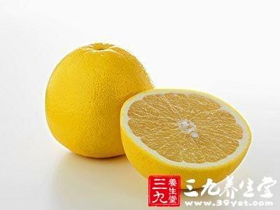 柚子含有天然叶酸对孕妇好