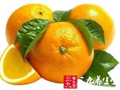 柑橘富含维生素