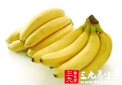 香蕉--清热解毒、助消化、滋补