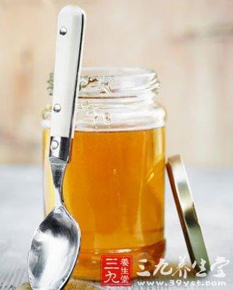 空腹喝蜂蜜水 易致胃溃疡