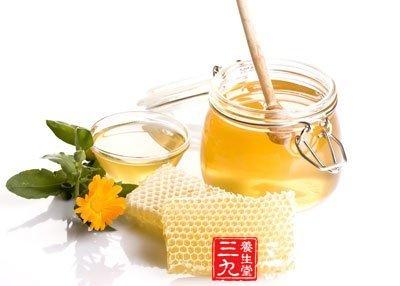 蜂蜜减肥 试用三天见效果
