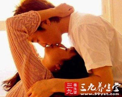 男人最想亲吻女人11个部位