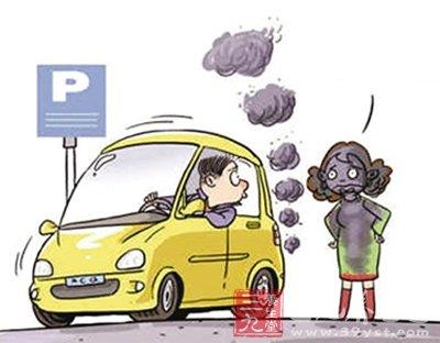 汽车尾气污染(2)