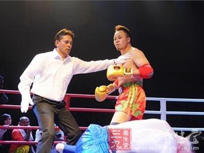 """""""中国第一美女拳王""""沈舒不负国人众望"""