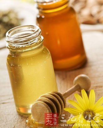 蜂蜜不宜加热服用