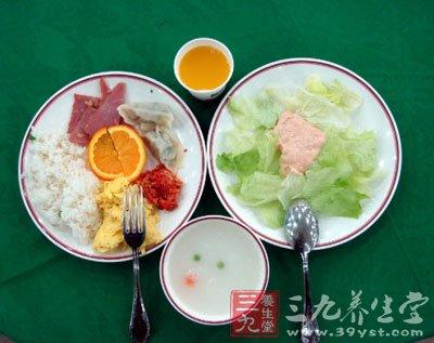 清淡的食物要吃清淡食物