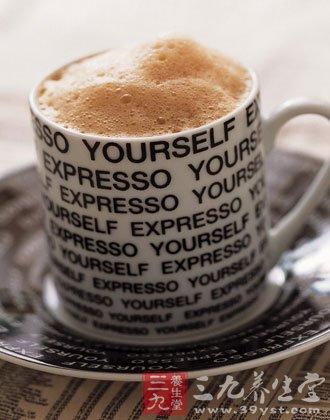 含咖啡因的饮料会诱发痛经