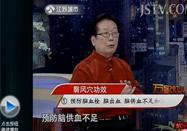 20131204江苏卫视万家灯火:刁文鲳讲经络养生