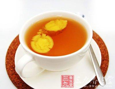 生姜蜂蜜水的作用