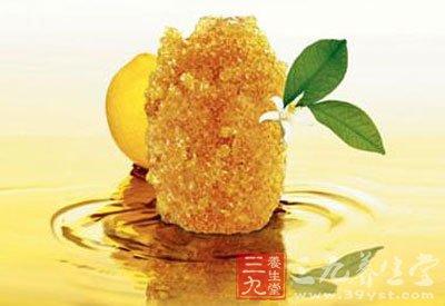 国外常用蜂蜜治疗感冒
