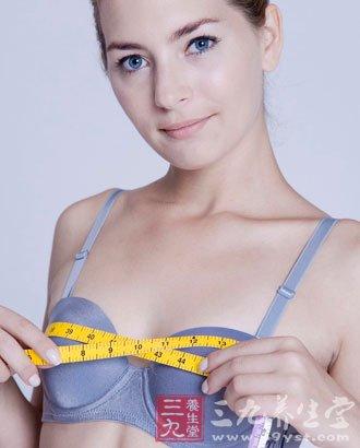 怎样测量胸围买内衣