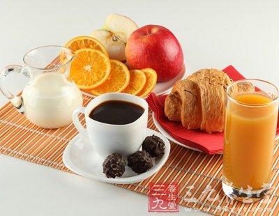 不吃早餐会导致三高或肥胖症