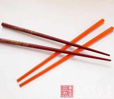 重复使用筷子无国标