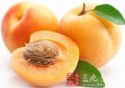 杏子的热性及其滑胎特性