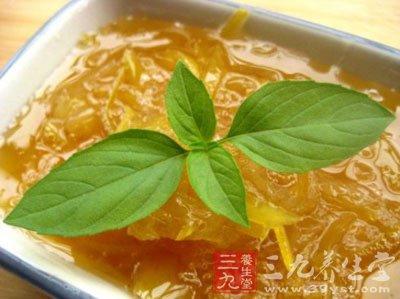 蜂蜜柚子茶的做法步骤