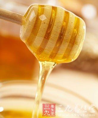 蜂蜜的功效与作用蜂蜜面膜