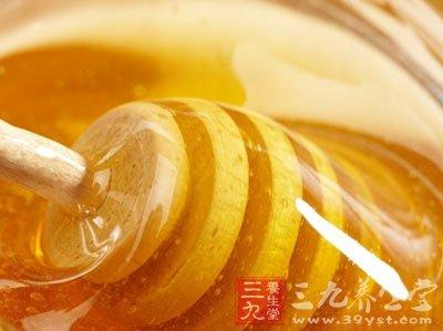 蜂蜜水减肥第一天