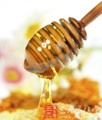 蜂蜜水减肥第三天