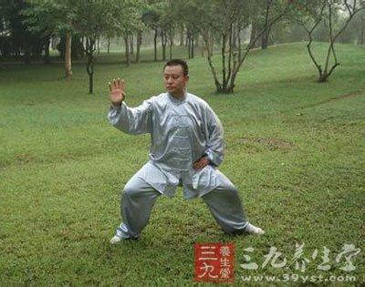 太极拳教学赵堡太极拳视频(19至21式)双酶切操作步骤图片