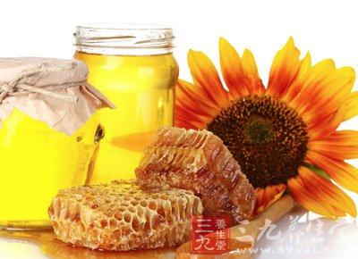 蜂蜜柑橘茶一杯